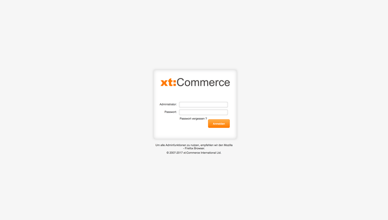 001_xtcommerce_5_login