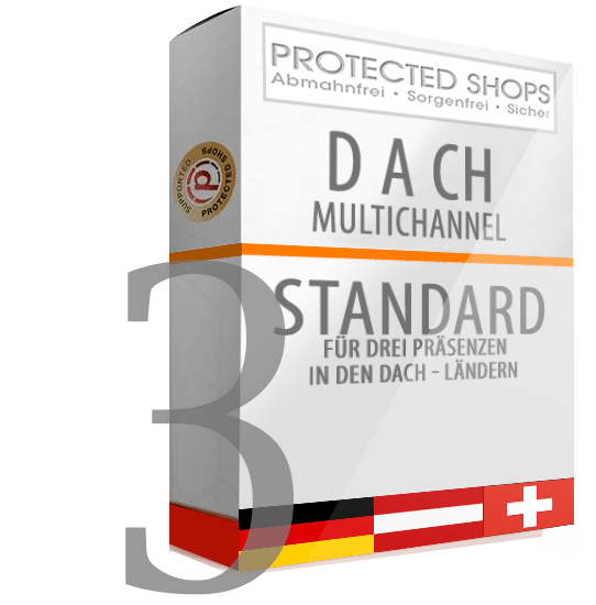 Multichannel D-A-CH Standard