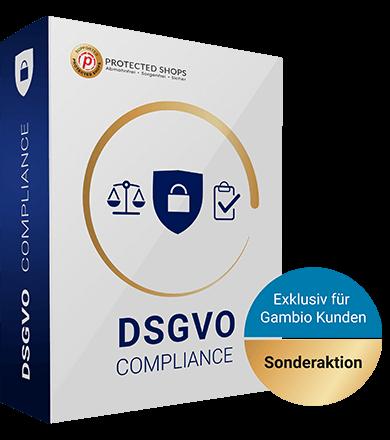 DSGVO Compliance für Gambio Kunden