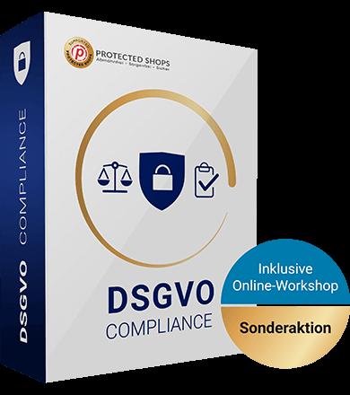 DSGVO compliance online workshop