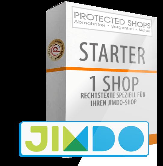 Jimdo Starter