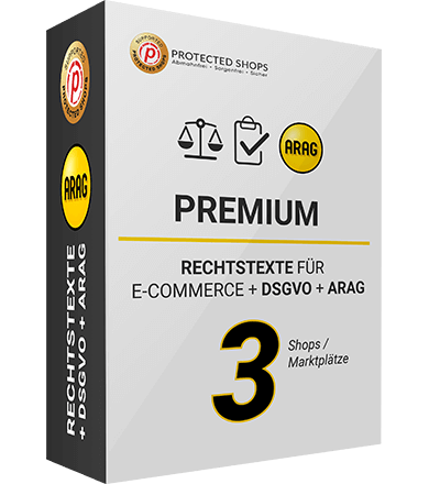 Premium 3 Shops