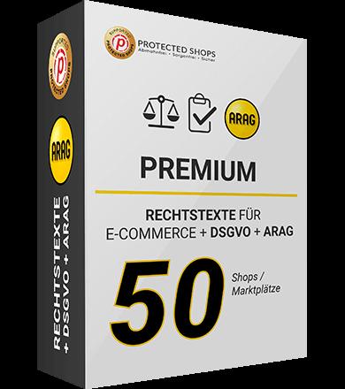 Premium 50 shops