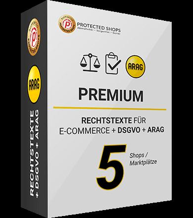 Premium 5 Shops