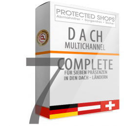 Multichannel D-A-CH Complete