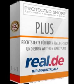 real.de Plus Einführungsangebot